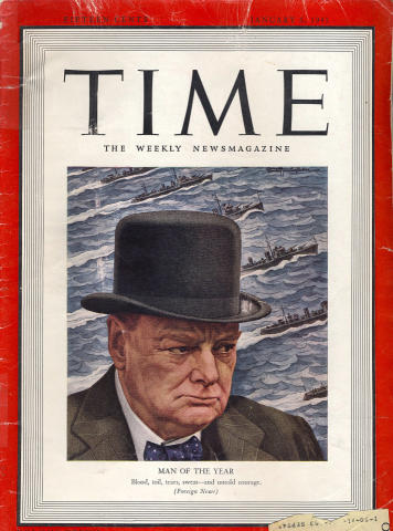 Time Magazine January 6, 1941