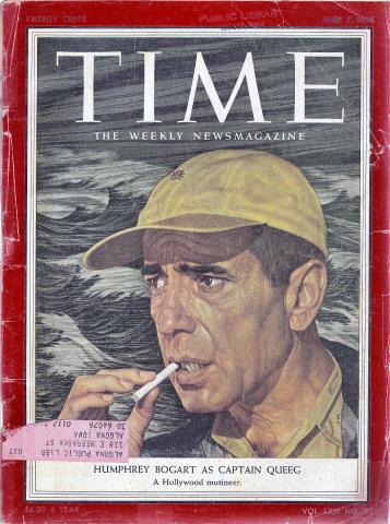 Time Magazine June 7, 1954