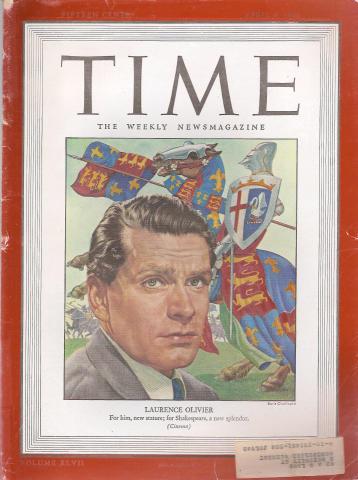 Time Magazine April 8, 1946