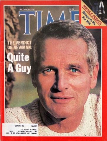 Time Magazine December 6, 1982
