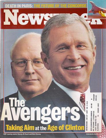Newsweek Magazine August 7, 2000
