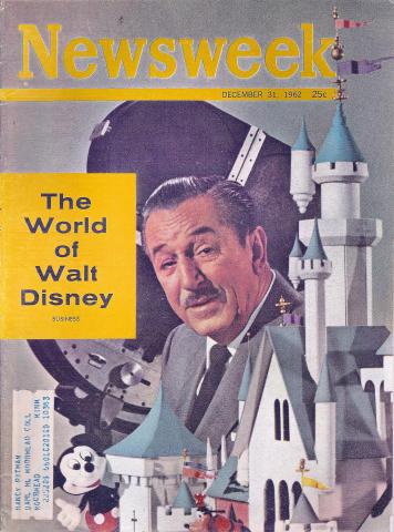 Newsweek Magazine December 31, 1962