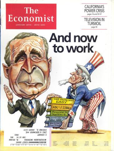 The Economist January 20, 2001