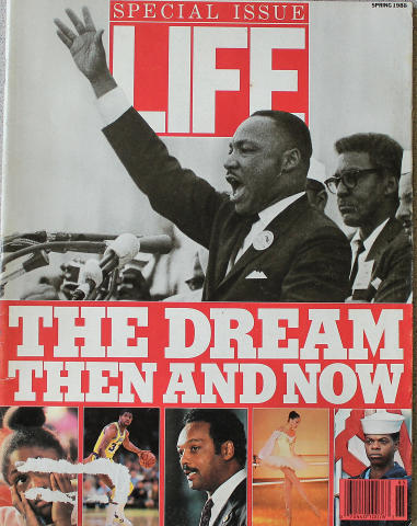 LIFE Magazine Spring 1988 - Civil Rights Special Issue
