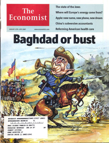 The Economist January 13, 2007