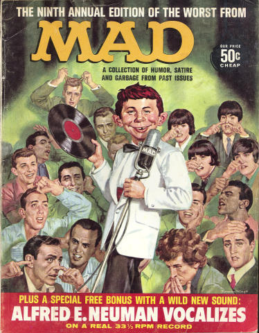 The Ninth Annual Edition Of The Worst From MAD