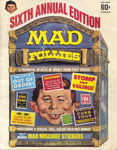 The Sixth Annual Edition Of MAD
