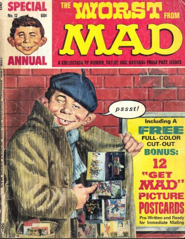 The 12th Annual Edition of the Worst From MAD