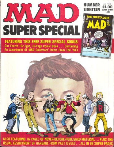 MAD Super Special No. 18