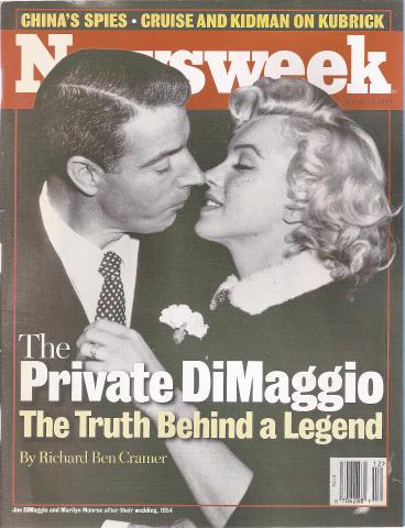 Newsweek Magazine March 22, 1999
