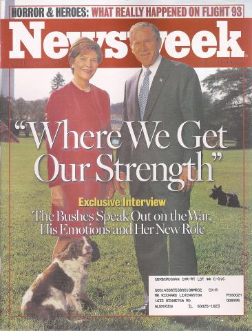 Newsweek Magazine December 23, 2001