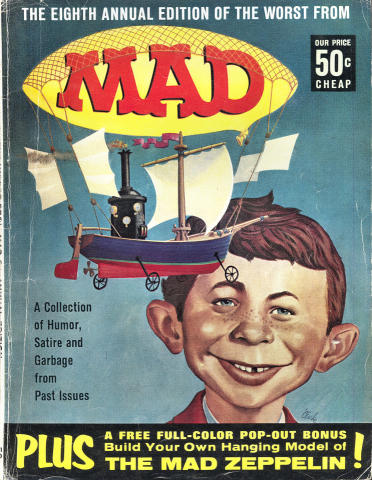 The Eighth Annual Edition of the Worst From MAD