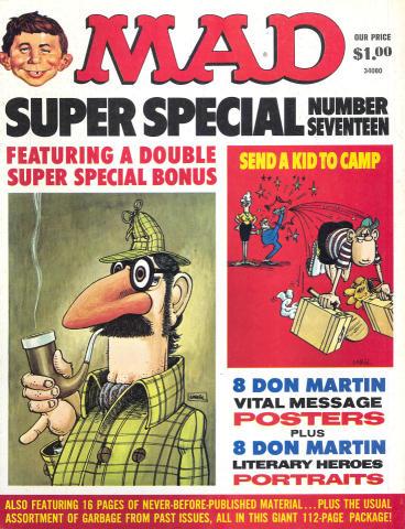 MAD Super Special Edition No. 17