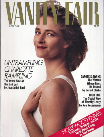 Vanity Fair Magazine April 1988