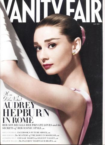 Vanity Fair Magazine May 2013