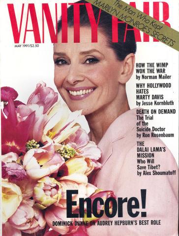 Vanity Fair Magazine May 1991