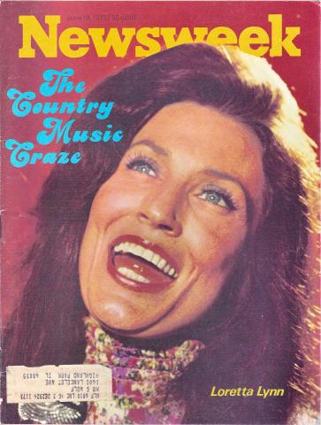 Newsweek Magazine June 18, 1973