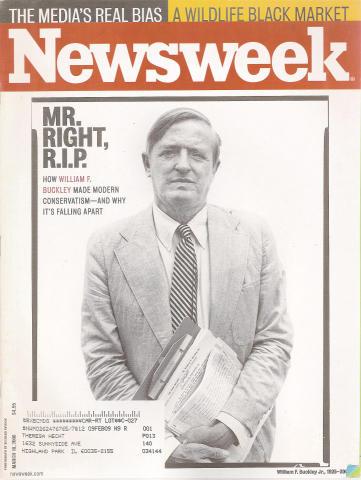 Newsweek Magazine March 10, 2008
