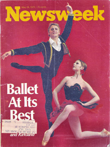 Newsweek Magazine May 19, 1975