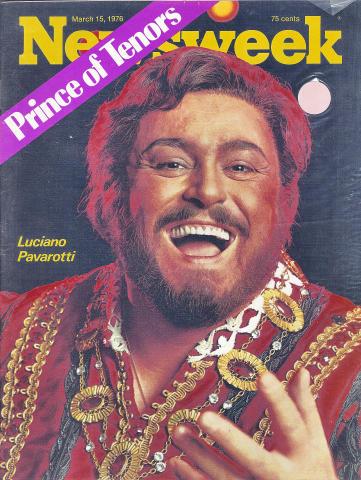 Newsweek Magazine March 15, 1976