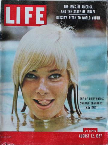 LIFE Magazine August 12, 1957