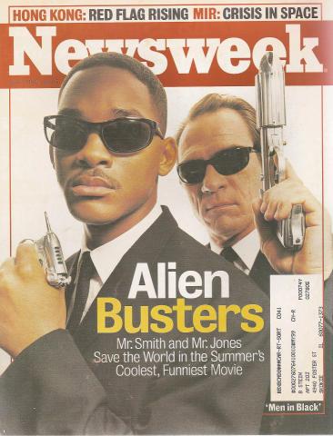 Newsweek Magazine July 7, 1997