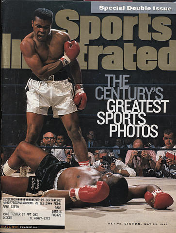 Sports Illustrated July 26, 1999