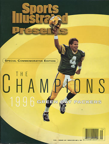 Sports Illustrated Special Commemorative Edition 1997