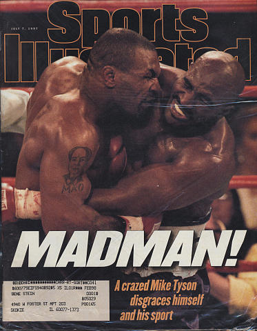 Sports Illustrated July 7, 1997
