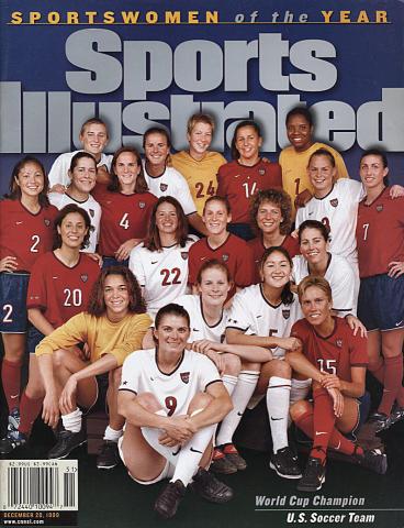 Sports Illustrated December 20, 1999