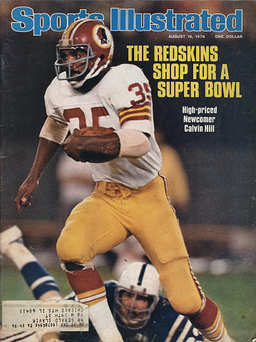 Sports Illustrated August 16, 1976