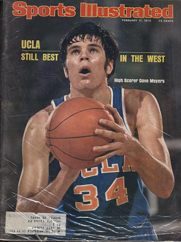 Sports Illustrated February 17, 1975