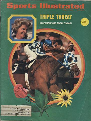 Sports Illustrated June 11, 1973