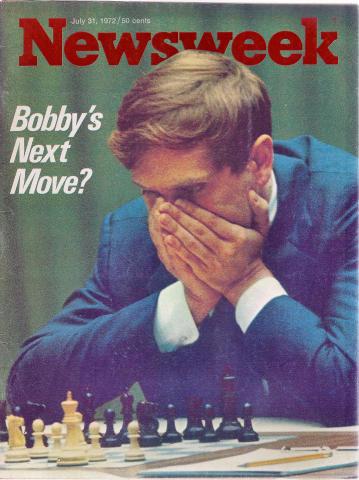 Newsweek Magazine July 31, 1972