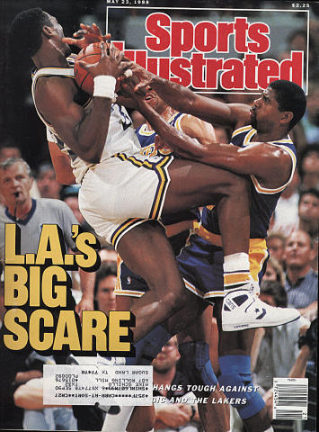 Sports Illustrated May 23, 1988
