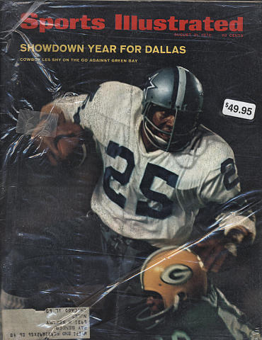 Sports Illustrated August 31, 1970