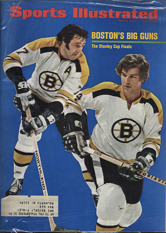 Sports Illustrated May 8, 1972