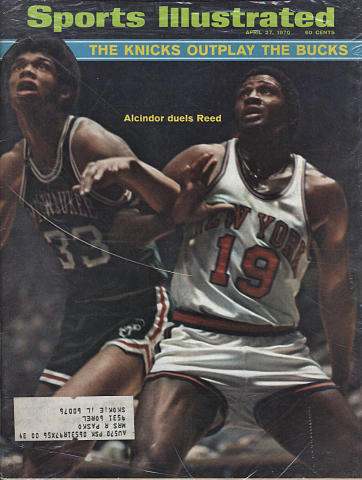 Sports Illustrated April 27, 1970