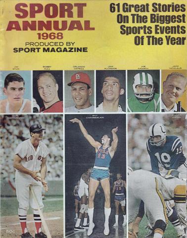 Sport Annual 1968