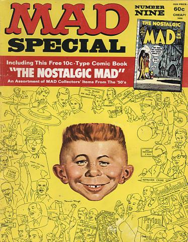 MAD Super Special Edition No. 9