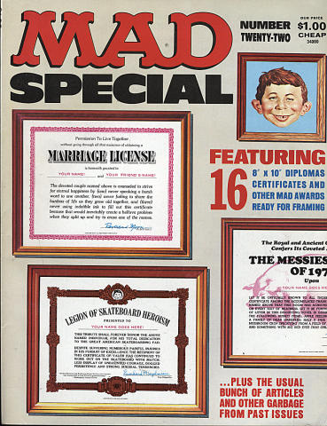 MAD Super Special No. 22