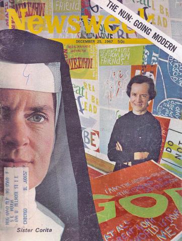 Newsweek Magazine December 25, 1967