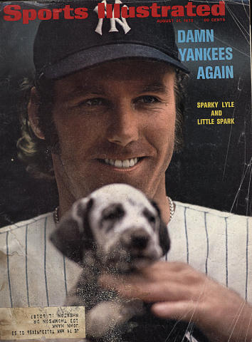 Sports Illustrated August 21, 1972