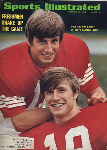 Sports Illustrated October 30, 1972