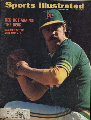 Sports Illustrated October 23, 1972