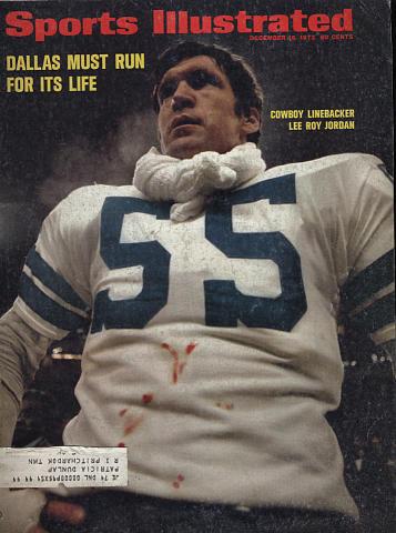 Sports Illustrated December 18, 1972