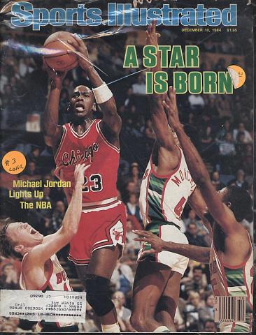 Sports Illustrated December 10, 1984