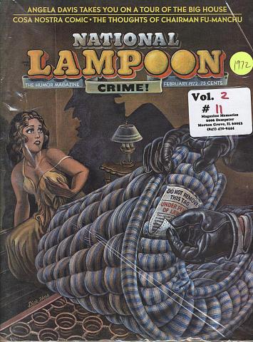 National Lampoon Vol. 1 No. 23
