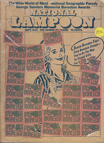 National Lampoon Vol. 1 No. 30