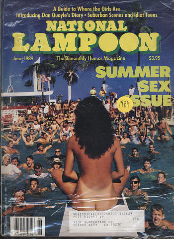 National Lampoon Summer Sex Issue